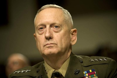 General 'Mad Dog' Mattis – Secretary of Defense