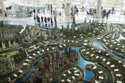"alt=""$100B Chinese Made City"""