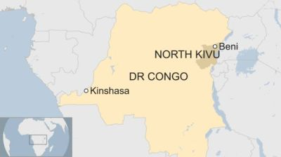 "alt=""11 people killed as militants raid jail in DR Congo"""
