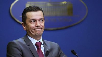"alt=""Romanian PM Sorin Grindeanu forced out months after returning to power"""