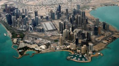 "alt=""UAE says it is headed for 'long estrangement' with Qatar"""