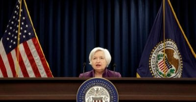 "alt=""Federal Reserve now faces prospect of global monetary policy tightening"""