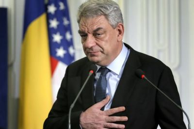 "alt=""Romania loses second PM in seven months"""