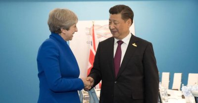 "alt=""UK businesses seek opportunities in China after Brexit"""
