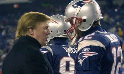 "alt=""Trump's shadow looms over Super Bowl LII in latest culture war clash"""