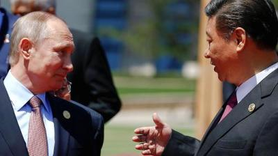 "alt=""China and Russia are 'aggressively pursuing' hypersonic weapons"""