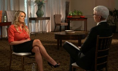"alt=""Stormy Daniels Tells '60 Minutes' That Fear of Trump Kept Her Silent"""