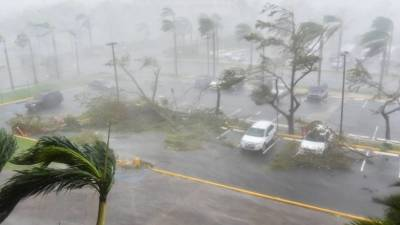 "alt=""Dire warnings for Puerto Rico as battered island faces new hurricane season"""