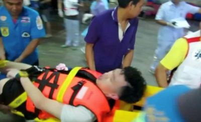 "alt=""Forty nine missing after boat capsizes off Thailand's Phuket island"""