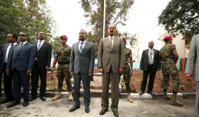 "alt=""In peace between Ethiopia and Eritrea, UAE lends a helping hand"""