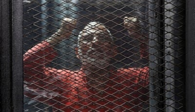 "alt=""Court jails Egyptian Muslim Brotherhood leader for life"""