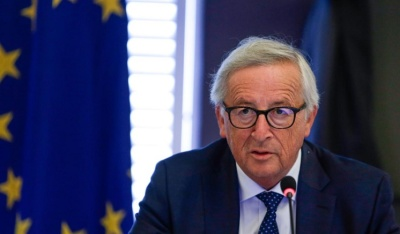 "alt=""EU will respond in kind if U.S. imposes car tariffs: Juncker"""