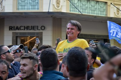 Jair Bolsonaro, Presidential Candidate in Brazil, Is Stabbed