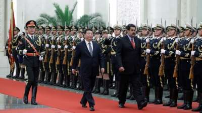 "alt=""Why some Venezuelans fear Maduro is selling them out to China"""