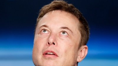 "alt=""Musk to resign as Tesla chairman, remain as CEO in SEC settlement"""