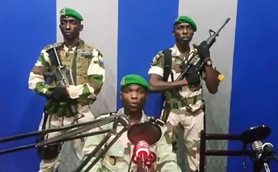 "alt=""Coup Attempt in Gabon Is Thwarted, Government Says"""