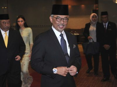 "alt=""Malaysia Chooses New King After Previous Monarch Steps Down"""