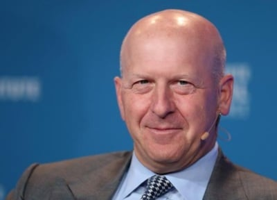 "alt=""Goldman Sachs CEO says chance of U.S. recession in 2019 'quite small'"""