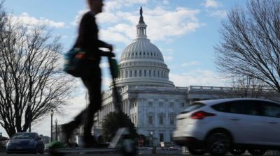 "alt=""Congress passes bill to prevent another US government shutdown, sending it to Trump"""