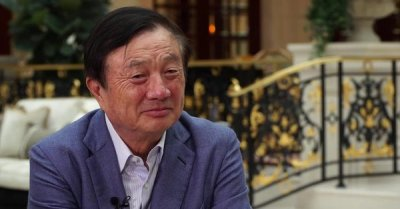 "alt=""The US cannot crush us, says Huawei founder"""