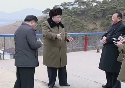 "alt=""North Korea may suspend talks with 'gangster-like' U.S., rethink nuclear test freeze"""