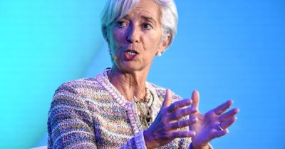 "alt=""IMF cuts 2019 growth outlook again, says risks are 'skewed to the downside'"""