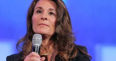 "alt=""Melinda Gates: Capitalism needs work, but it beats socialism and the US is 'lucky' to have it"""