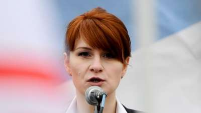 "alt=""Maria Butina gets 18-month sentence, deportation order on conspiracy charge"""