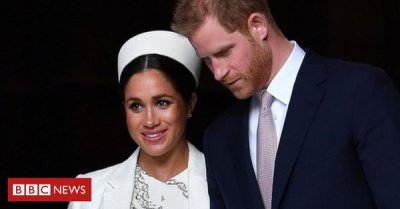 "alt=""Royal baby: Meghan gives birth to boy, Harry announces"""