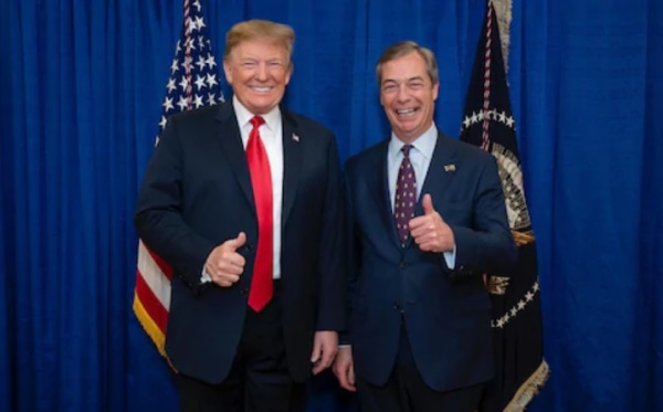 Trump, Farage & The Far-Right – Want You to Forget