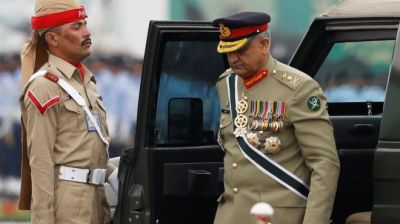 "alt=""Pakistan general gets life for spying"""
