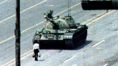 "alt=""Tiananmen Square: China minister defends 1989 crackdown"""