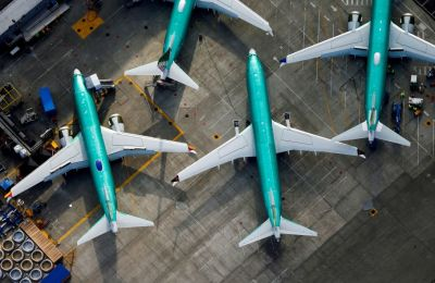 "alt=""FAA says more than 300 Boeing 737 jets may have faulty wing parts"""