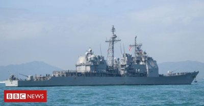 "alt=""Russia & US warships almost collide in East China Sea"""