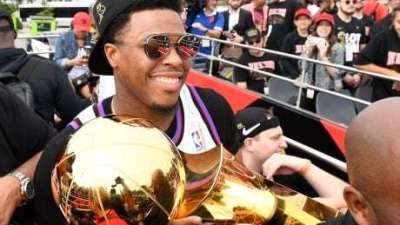 "alt-""The Toronto Raptors NBA Championship victory parade in pictures"""
