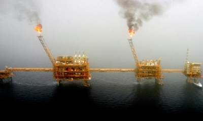 "alt=""Oil price keeps rising as Iran tensions build"""
