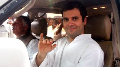 "alt=""Rahul Gandhi quits as India opposition leader"""
