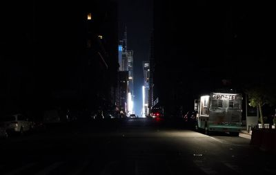 "alt=""Days After Manhattan Blackout, Storms Leave Thousands in Dark"""