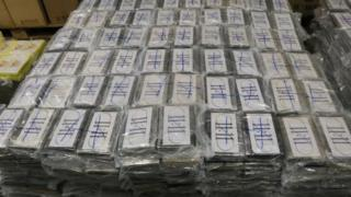 "alt=""Cocaine worth €1bn seized in Germany's largest haul"""