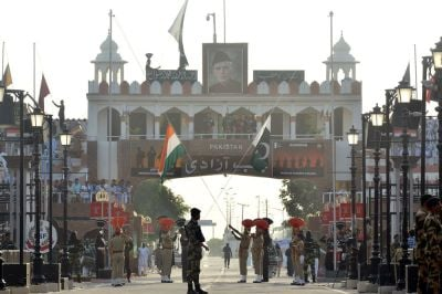 "alt=""Pakistan Suspends Trade With India, Downgrades Diplomatic Ties"""