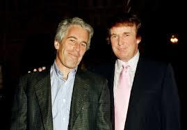 "alt=""Trump Retweets Conspiracy Theory on Epstein Death-Clinton Link"""