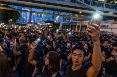 "alt=""Facebook & Twitter Say China Is Spreading Disinformation in Hong Kong"""