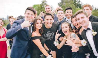 "alt=""Justin Trudeau: the rise and fall of a political brand"""