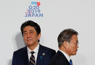 "alt=""South Korea to scrap intelligence-sharing pact with Japan amid dispute"""