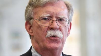 "alt=""John Bolton: Trump's national security adviser is out"""