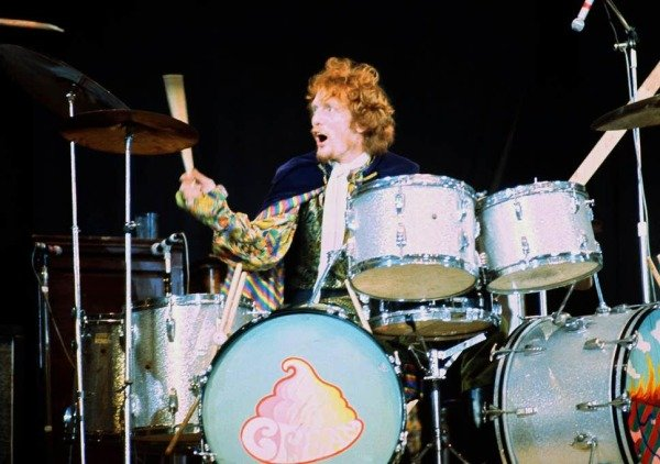 Ginger Baker - In Time (#141)