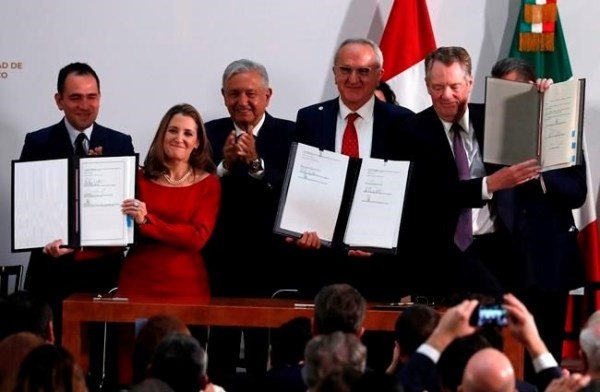 US, Mexico, Canada – Make the Trade Deal, Finally